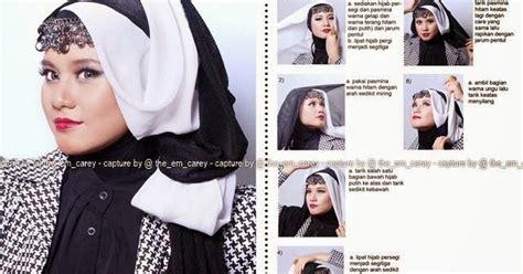 tutorial hijab pengantin ini vindy ini vindy yang ajaib tutorial hijab untuk ke pesta atau