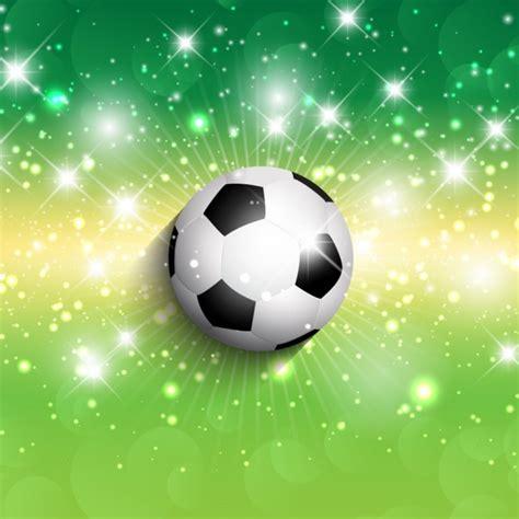 imagenes de niños verdes pelota de f 250 tbol en un fondo verde brillante descargar