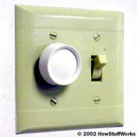 how dimmer switches work howstuffworks