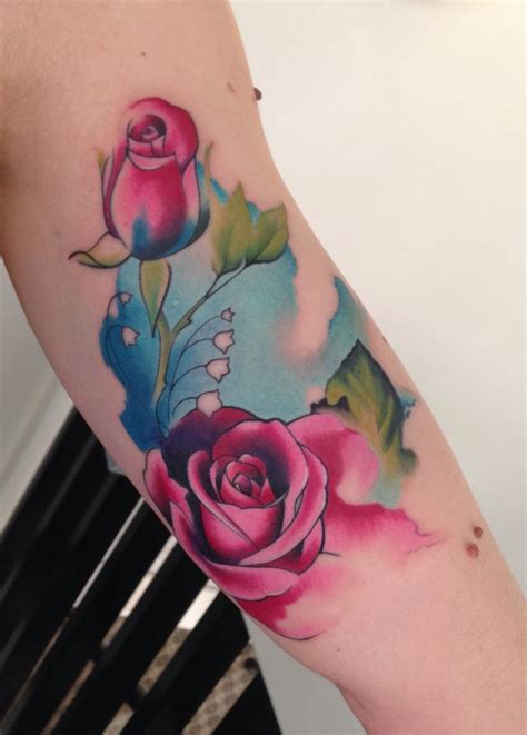 watercolor tattoos instagram 25 best fireweed images on embroidery cooking