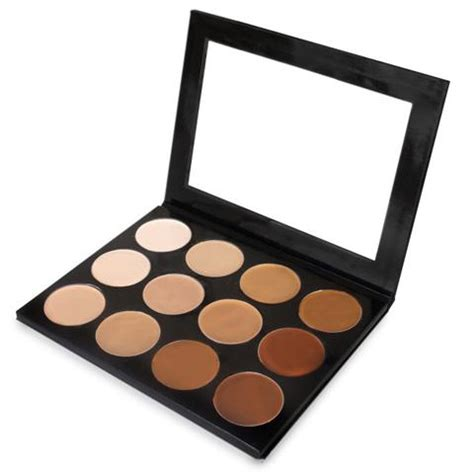 Harga Makeover Professional Highlight Contour Palette the best contour makeup for every skill level instyle
