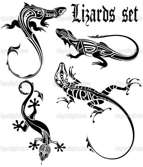 22 Wonderful Lizard Tattoo Designs Lizard Designs