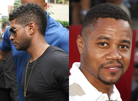 black male celebrity haircut black men fade haircuts short impressive hairstyles