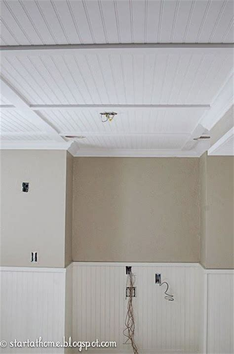 beadboard basement walls beadboard basement ceiling diy bead board