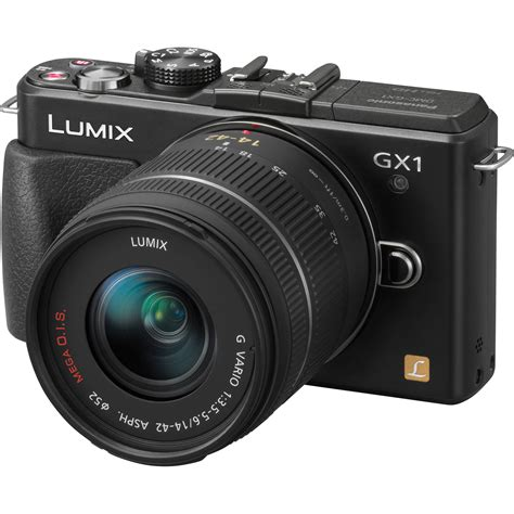 panasonic lumix mirrorless panasonic lumix dmc gx1 mirrorless micro four thirds dmc gx1kk