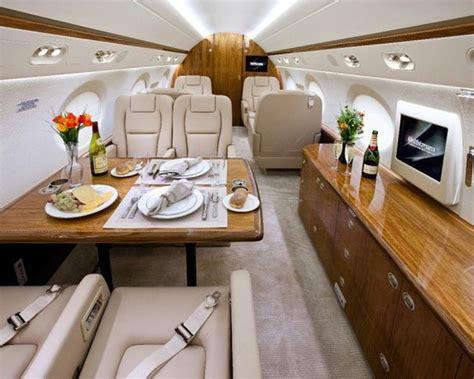 airplanes gulfstream  interior fancycom