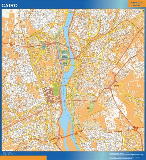where is cairo on a map our cairo wall map wall maps mapmakers offers poster