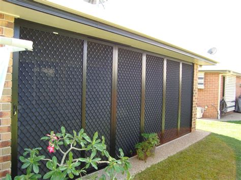 Security Grilles For Patio Doors Security Doors Screens Grille Stainless Steel Artilux Blinds Awnings Shutters