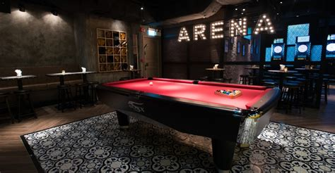 table sports arena arena bar by zerve the loop hk