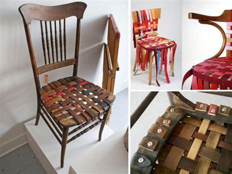 sedia fai da te le sedie fai da te in stile vintage per la cucina