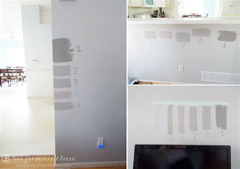 purple taupe paint how to pick the perfect gray paint a how to pick the perfect gray paint love pomegranate house