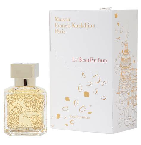 le beau parfum limited edition maison francis kurkdjian perfume a new fragrance for 2015