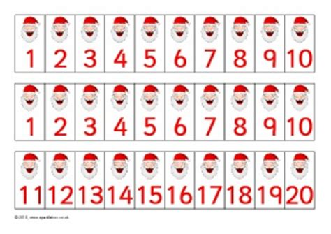 printable numbers 1 50 christmas eyfs ks1 christmas maths teaching resources and