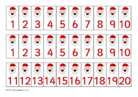 printable numbers 1 30 christmas eyfs ks1 christmas maths teaching resources and