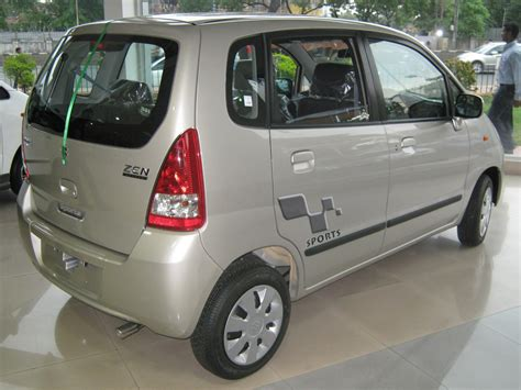 Suzuki Zen Maruti Suzuki Zen Estilo Sports Review Indian Autos