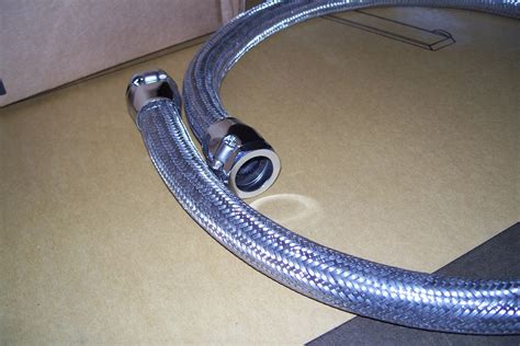 snowflake rubber sts spectre stainless steel sheathed intercooler hoses