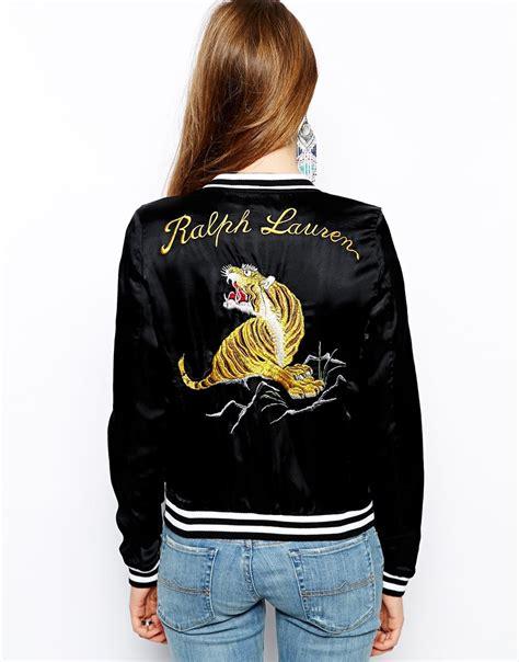 Jaket Blue Tiger tiger bomber jacket jackets review