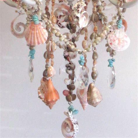 Seashell Chandelier Diy Ariel Four Arm Sea Shell Chandelier Rosenberryrooms