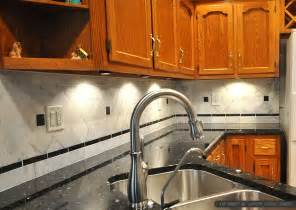 Kitchen Backsplash Ideas With Black Granite Countertops by Black Countertop Backsplash Ideas Backsplash