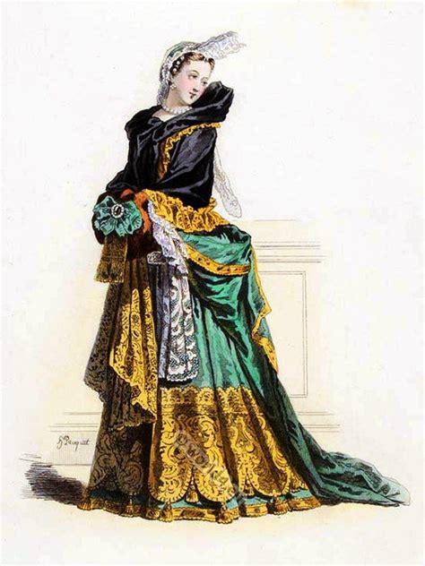 Sepatu Fashion A 5 Xs3 baroque costume 17th century clothing louis xiv fashion national costume 17th