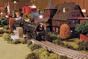 Lionel o gauge train layout success