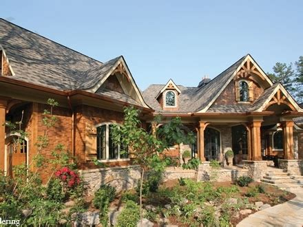 mountain lodge style house plans log home style craftsman house plans wood log homes floor plans craftsman style log
