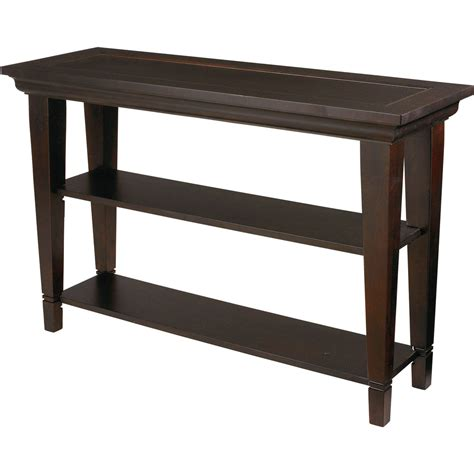 bassett sofa table bassett easton console table living room tables home