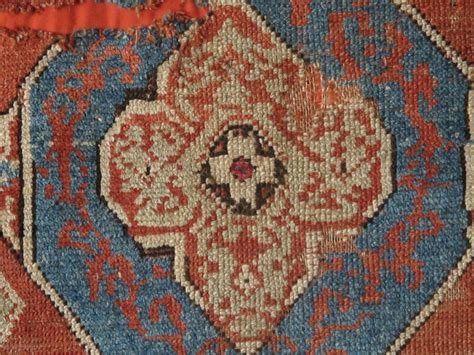 hemispheres rugs anatolian bergama area bellini type rug great scale soft color with balanced but asymmetric