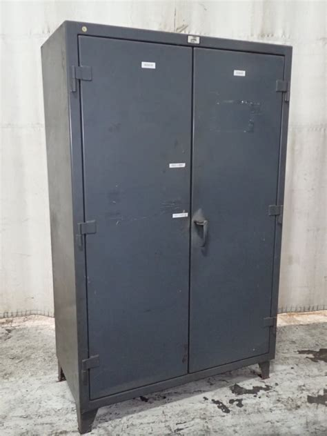 Strong Hold Cabinet by Strong Hold Cabinet 288764 For Sale Used