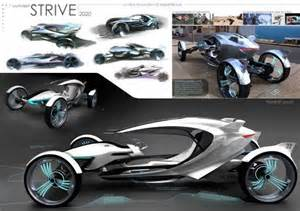 auto design contest korean students create their own futuristic cars