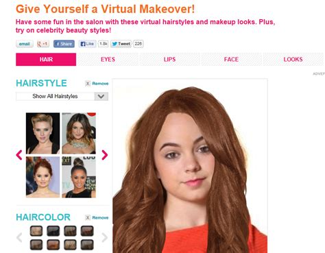 virtual makeover 2014 are you up for a virtual makeover