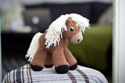 amigurumi horse sally the amigurumi pony pattern pattern