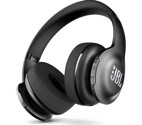Headset Wireless Jbl jbl everest 300bt wireless bluetooth headphones black deals pc world