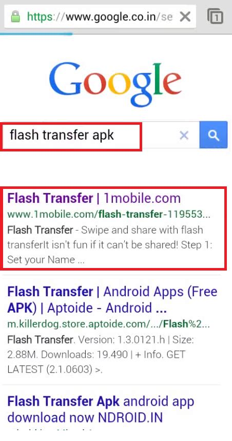 flash transfer apk play learn new things how to install and use flash transfer in android phone