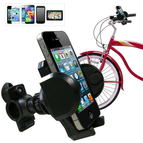 360 Degree Bicycle Mount Bike Holder For Smartphone 360 degree rotating bicycle smartphone holder