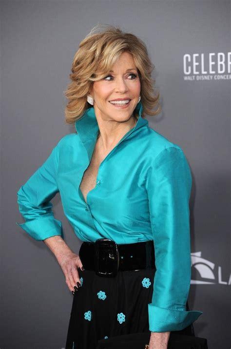 celebrity women over 60 40 stunning celebrities over 60 jane fonda celebrity