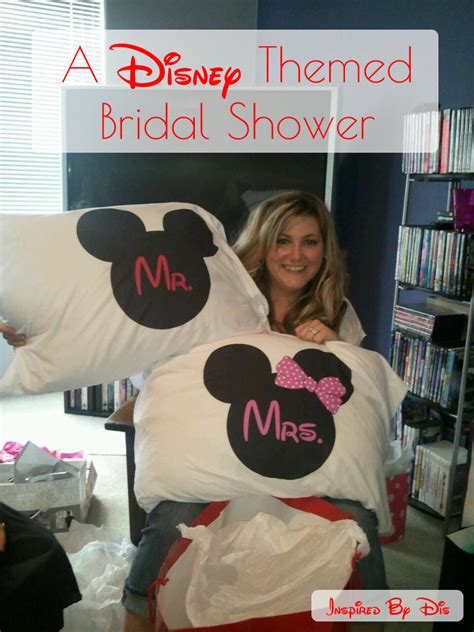 rene 233 s disney themed bridal shower this tale