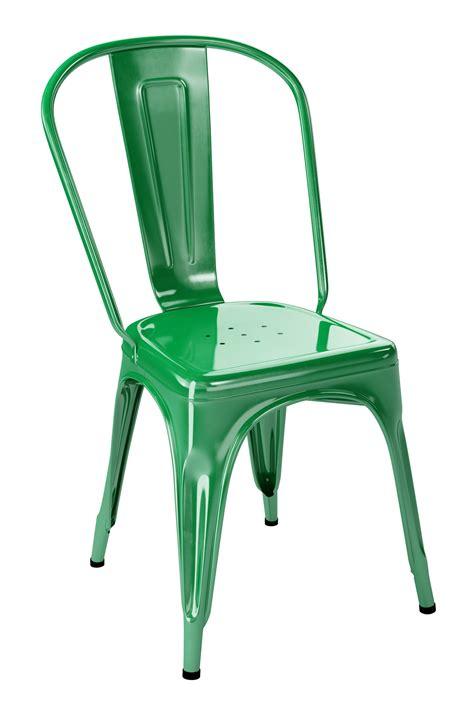 chaise metal tolix chaise tolix a vert menthe