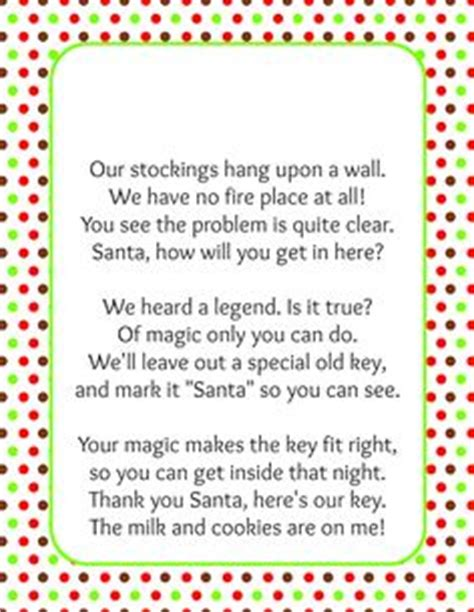 printable santa key template 1000 images about santa key on pinterest santa key