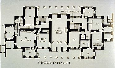 hardwick hall floor plan drexel university architecture and society ii study aid 10