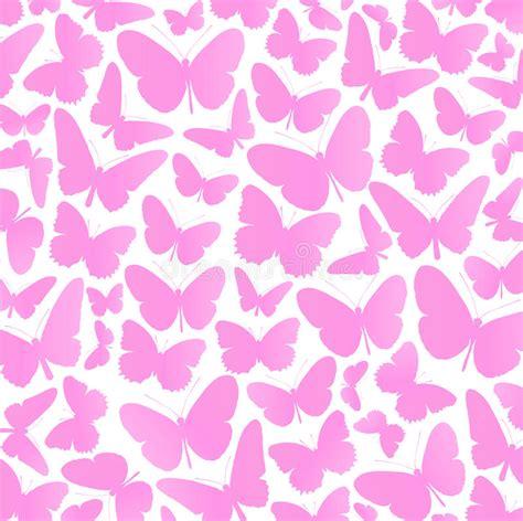 wallpaper butterfly pink vector pink butterflies background vector stock vector