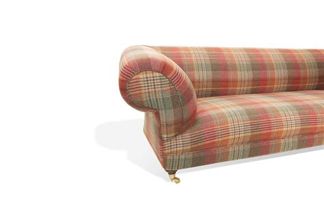 Tartan Chesterfield Sofa Tartan Chesterfield Sofa Tartan Three Seater Chesterfield Fabric Sofa Buy Tartan Wool