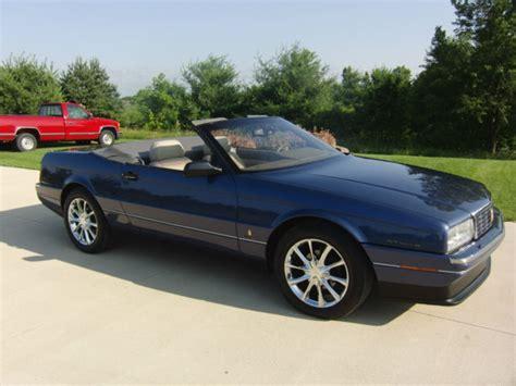 manual cars for sale 1993 cadillac allante interior lighting 1993 cadillac allante base convertible 2 door 4 6l montana blue classic cadillac allante 1993