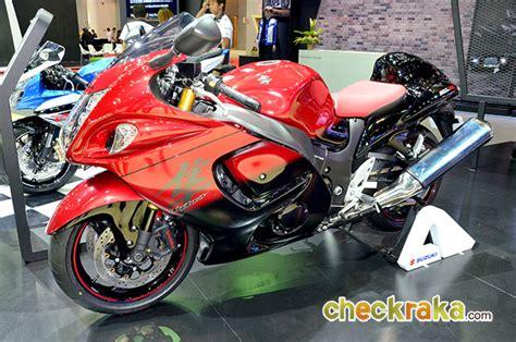 Suzuki Expensive Bikes Big Bike ท น าสนใจในงานมอเตอร โชว 2014 ในงาน Motor Show