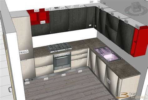 progetto cucina gratis awesome progettare la cucina in 3d pictures home