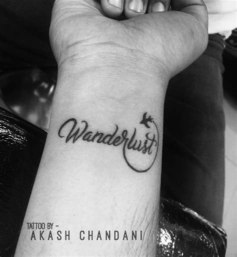 tattoo wrist wanderlust best 25 wanderlust tattoos ideas on pinterest