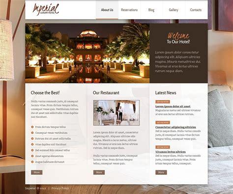 17 Best Joomla Hotel Templates Free Download Creative Template Guest House Website Templates Free