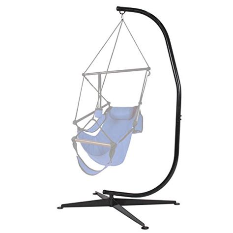steel quot quot stand for hammock air chairs