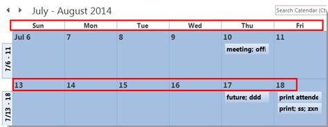 Was The Calendar Changed How To Change Calendar Appointment Font In Outlook