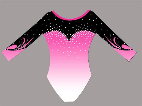 Design Your Own Gymnastics Jacket | new mystique fabric gymnastic leotard camisole dance